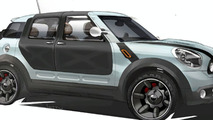 MINI Beachcomber Concept Live in Detroit [Video]
