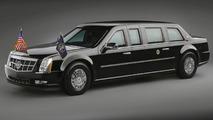 Obama Presidential Cadillac limousine