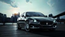 Maserati Quattroporte Sport GT S - NAIAS 2009