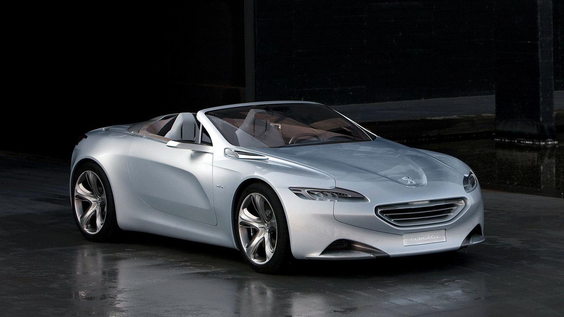 Peugeot SR1 Concept Car Revealed