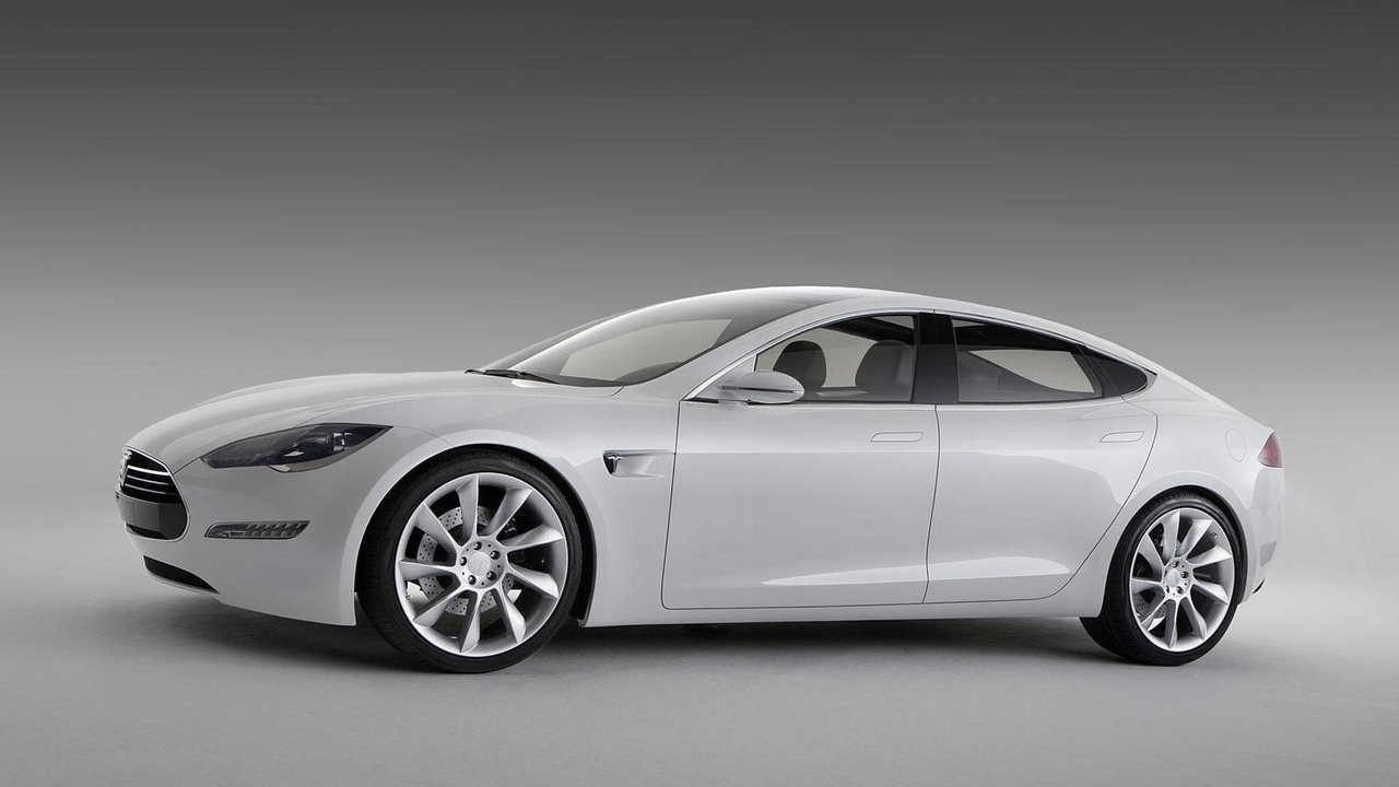 2012 Telsa Model S - 1.19.2011