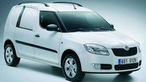 New Skoda Praktik Commercial Vehicle