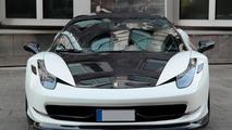 Ferrari 458 Italia Carbon Edition by Anderson Germany 02.11.2011