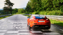 Jaguar F-Type SVR now available as Nurburgring taxi