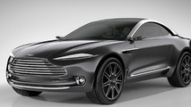 Aston Martin DBX production version could be built at a new factory in United States