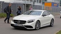Mysterious Mercedes test mule spy photos