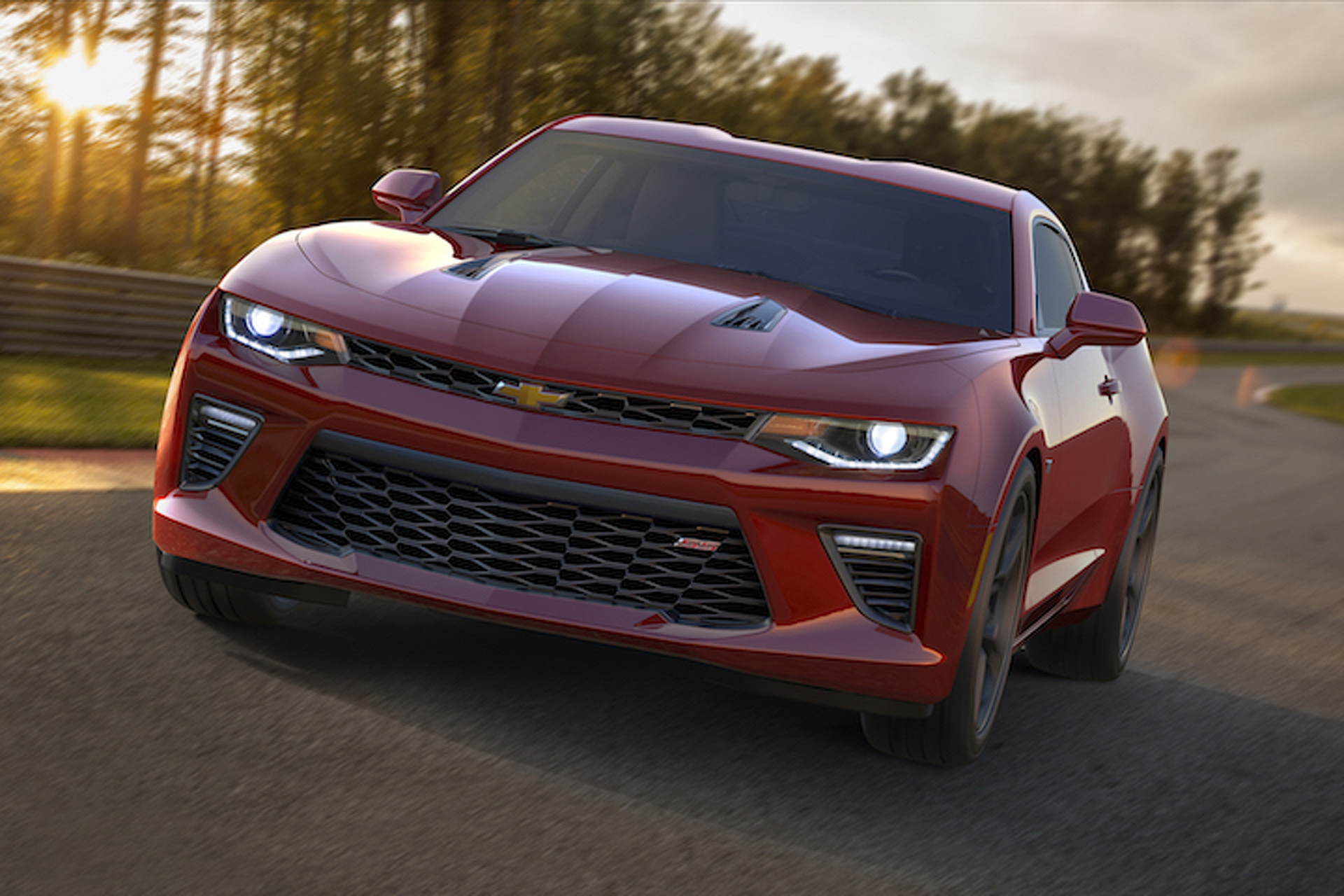 Mustang vs. Camaro: A Sales War to End all Wars