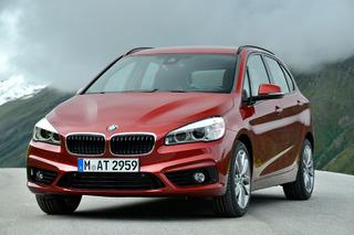 Hot and Practical: BMW 2-Series Active Tourer