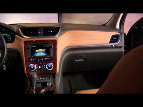 2013 Chevrolet Traverse at the 2012 New York Auto Show
