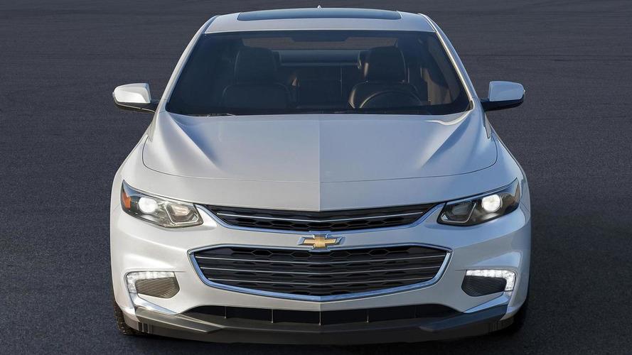 2016 Chevrolet Malibu pricing announced, undercuts the Accord & Camry