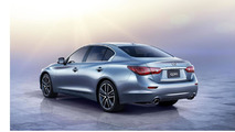 Infiniti Q50 gains a Mercedes-sourced 2.0-liter turbo engine with 211 bhp