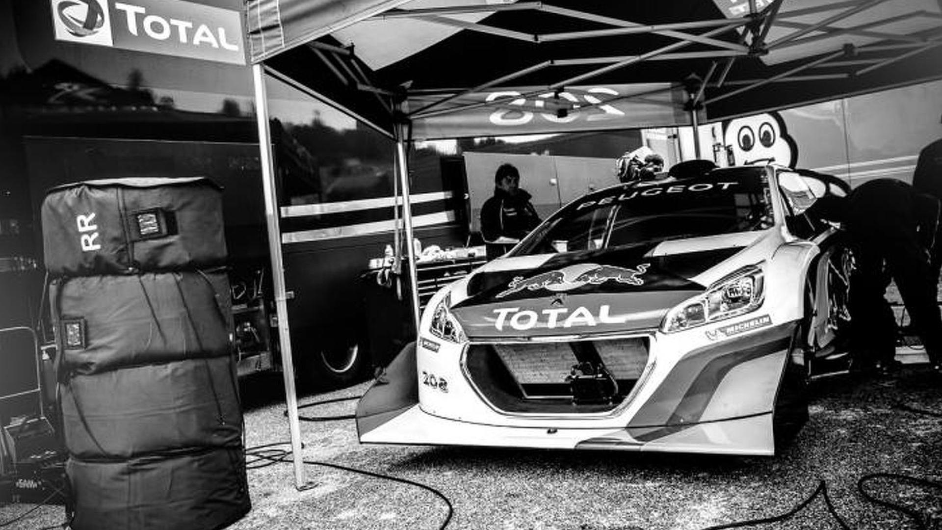 Peugeot 208 T16 Pikes Peak undergoes testing at Mont Ventoux [video]