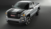 2015 GMC Sierra Carbon Edition unveiled, goes on sale this fall