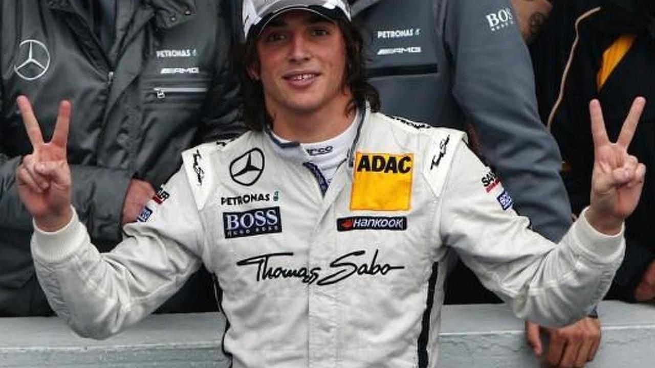 Roberto Merhi / touringcartimes.com