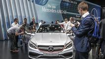 Mercedes-AMG C63 Sedan at 2014 Paris Motor Show