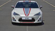 Toyota GT86 Blanco special edition (UK-spec)