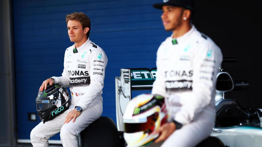 Wolff not expecting driver 'harmony' in 2015