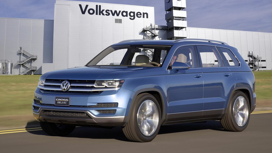 VW of America gets to bestow name on new SUV