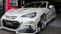 Toyota GT 86 overly tuned by Rowen International [video]