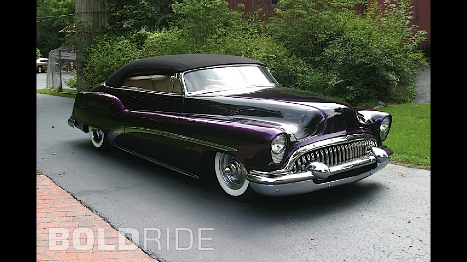 Buick Super Riviera Custom Breathless