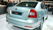 Skoda Octavia Facelift Graces the Paris Stage