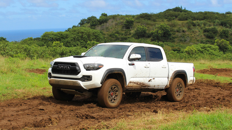2017 Toyota Tacoma TRD Pro First Drive