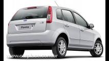 Ford lança linha Fiesta 2010 com mais equipamentos e redução de preços