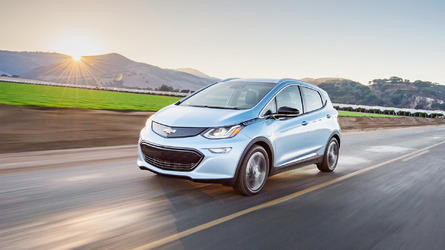 Chevy investigating Bolt EV crash that happened with no one in the car