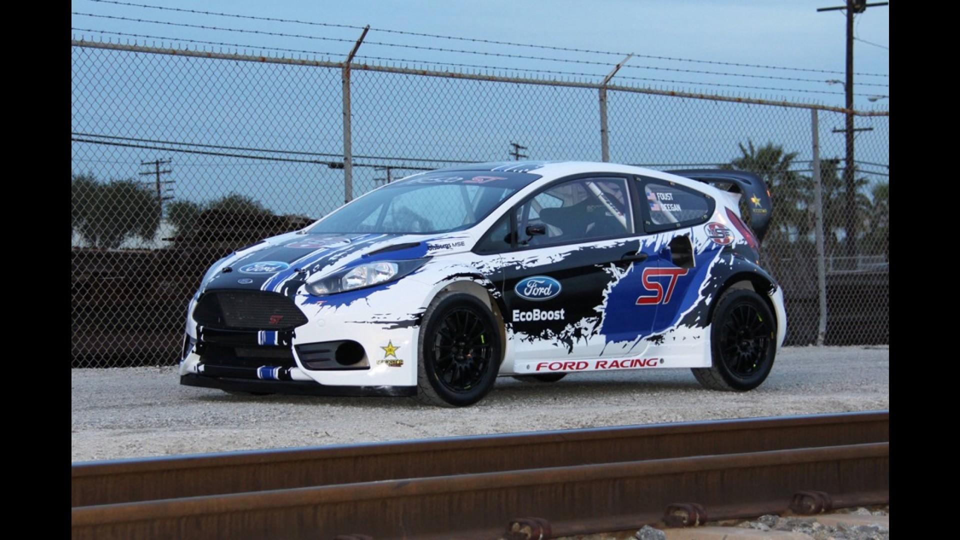 Ford Fiesta ST GRC