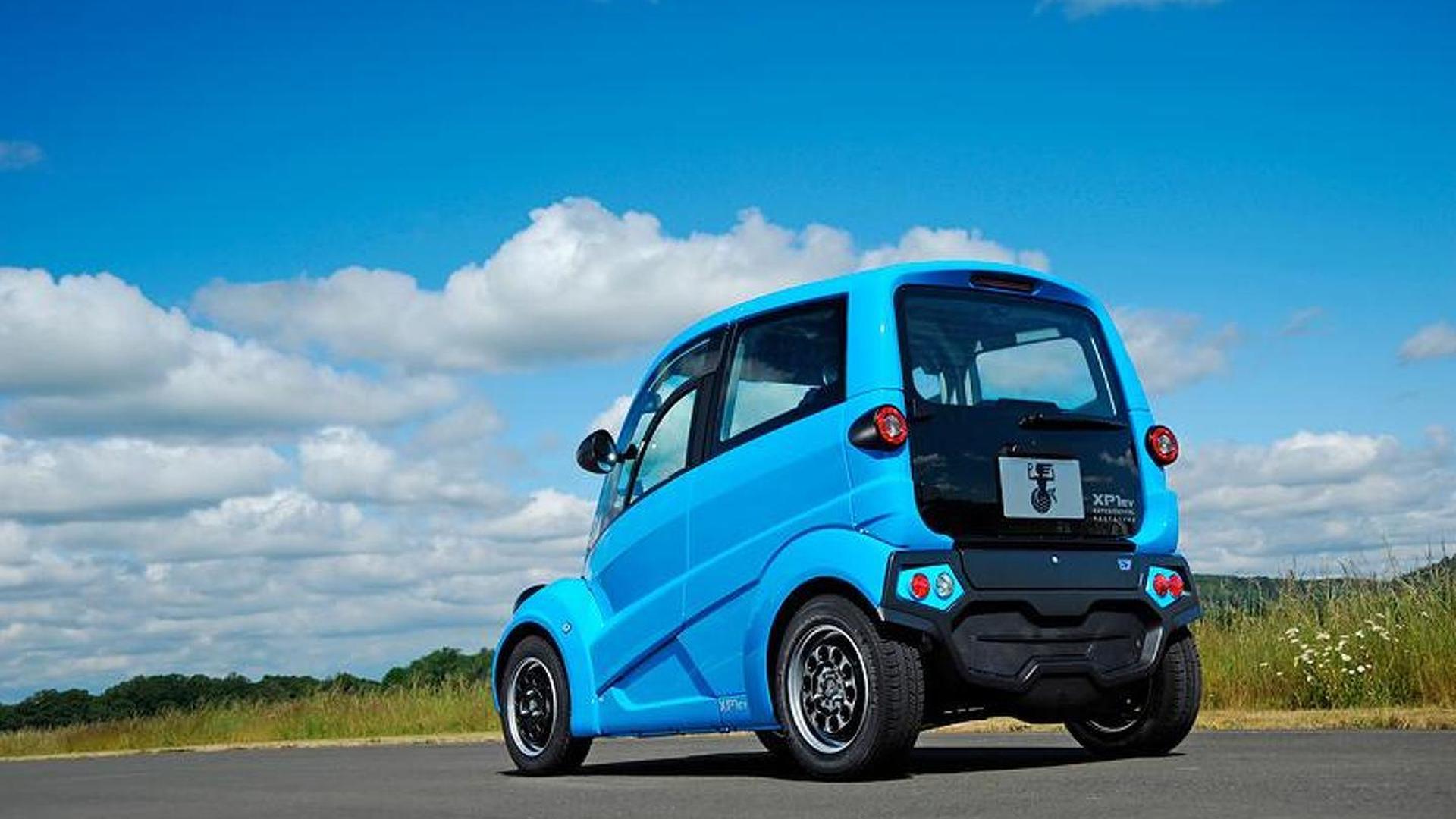 Gordon Murray Design T.27 EV unveiled