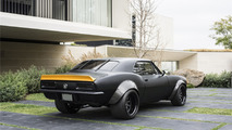 1967 Chevrolet Corvette that played Bumblebee in Transformers: Age of Extinction