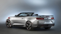Chevrolet Camaro SS concepts unveiled for SEMA