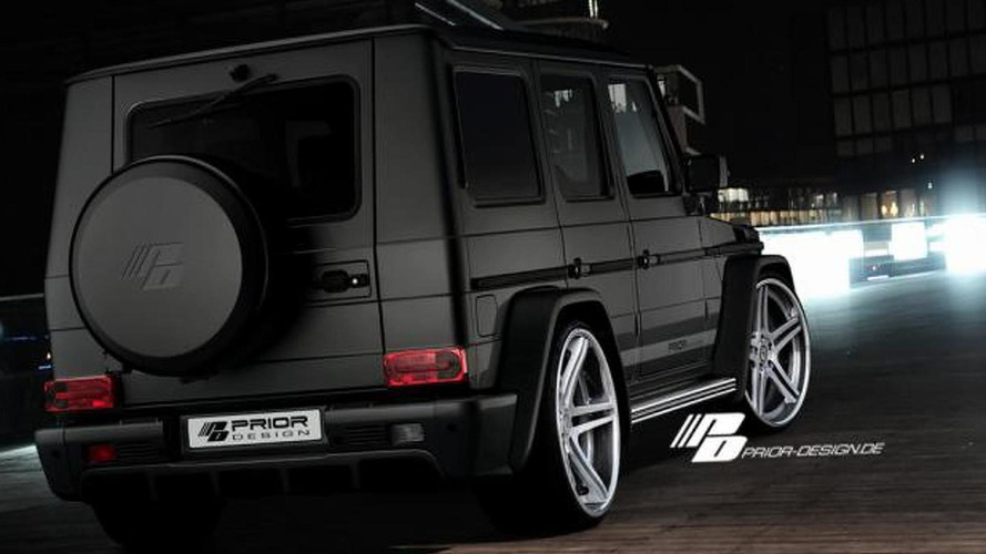 Mercedes G-Class by Prior Design