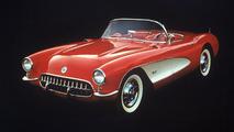 1957 Chevrolet Corvette 29.6.2012