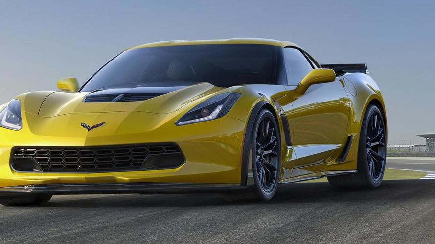 Leaked order guide reveals 2015 Corvette Z06 is heavier than predecessor