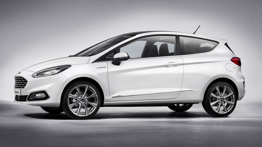 2017 Ford Fiesta photos leak early