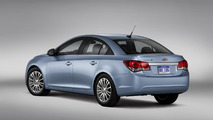 Chevrolet announces Cruze Eco specs