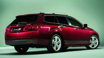 All-New 2011 Acura TSX Sport Wagon to Debut at New York