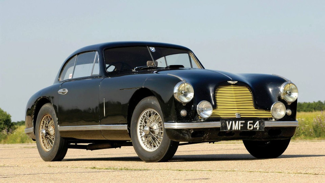 1950 Aston Martin DB2 Team Car