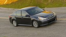 2010 Subaru Legacy sedan first images