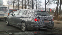 BMW 5-Series Touring spy photo 09.03.2010