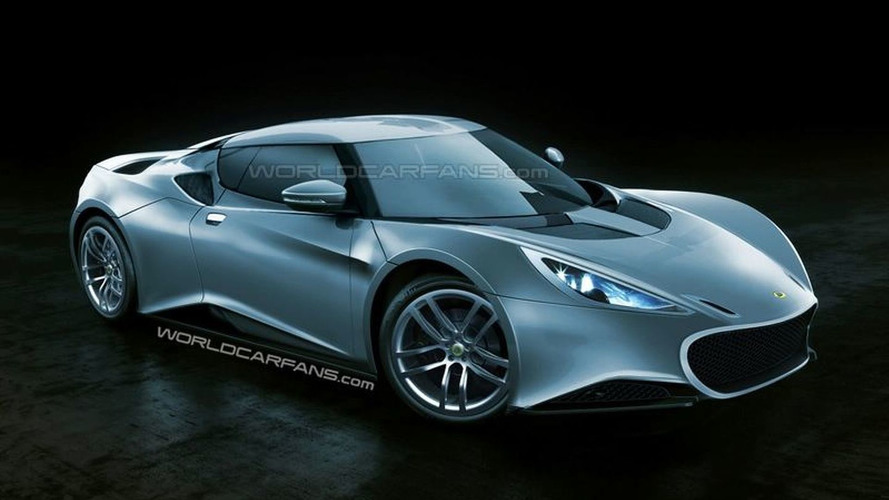Five Lotus concepts to be unveiled in Paris