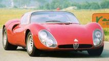 Alfa Romeo 33-2 Stradale (1968)