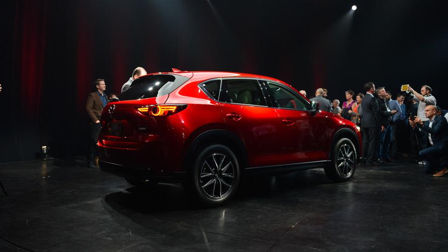 2017 Mazda CX-5: LA 2016