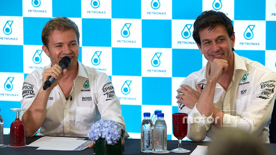 Mercedes not keen on replacing Rosberg with big-name driver