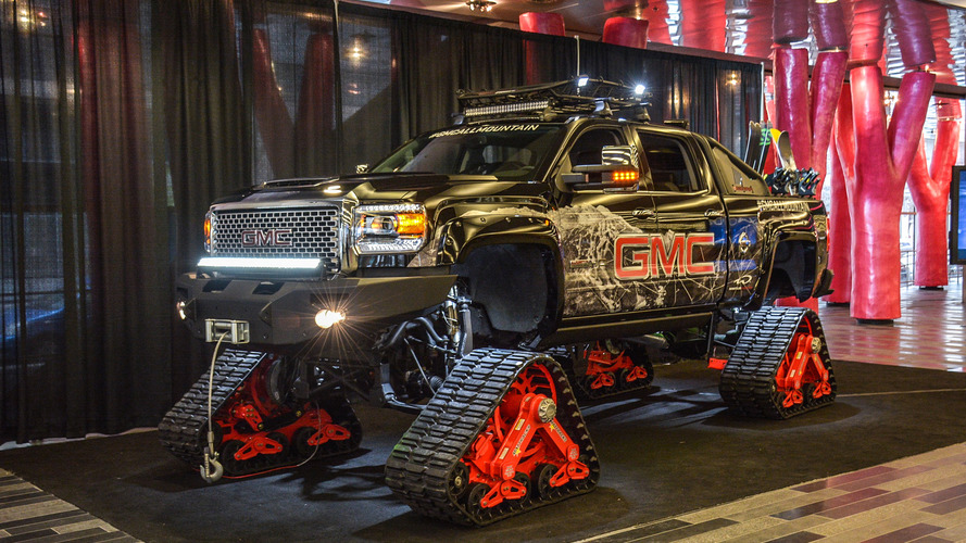 Specialized GMC Sierra HD is all-conquering in Montreal