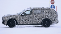 2018 BMW X7 spy photo