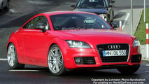 SPY PHOTOS: More Audi TT RS