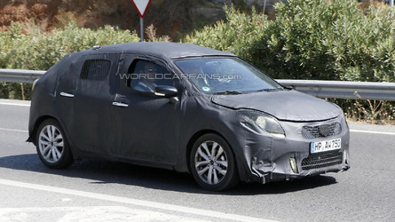 Suzuki Baleno spied up close and personal