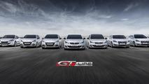 Peugeot GT Line lineup